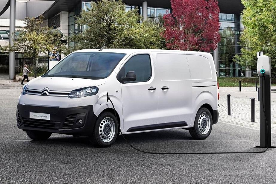 Electric Van Range